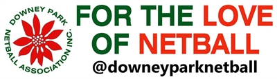 DPNA  For the  Love of  Netball @downeyparknetball